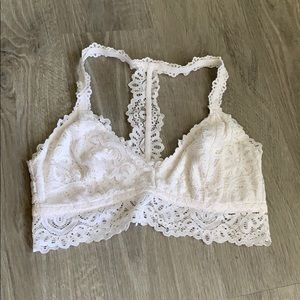 Auden Intimates & Sleepwear - Auden Lace Bralette Medium